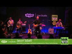 Jason Isbell - 24 Frames (101.9 KINK) - YouTube