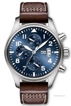 IWC – Pilot's Watch Chronograph Edition Le Petit Prince.