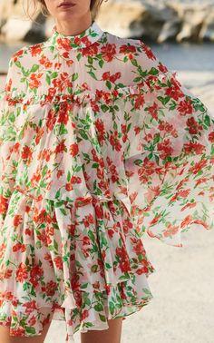 Tessa Silk Mini Dress