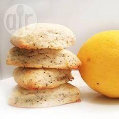 Vegan lemon poppy seed scones: revise to orange-currant