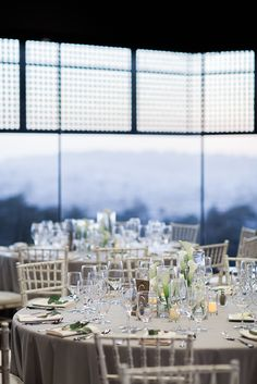 Simple and elegant with a focus on the view @ San Francisco's DeYoung Museum Harmon Tower @lilyspruce