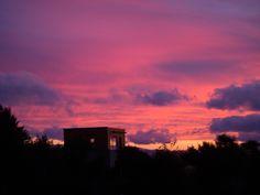 love the sky, lake Taupo NZ
