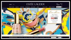 Estee Lauder Launches The Mad Men Collection