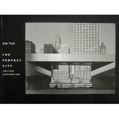 The perfect city /  Bob Thall ; with an essay by Peter Bacon Hales