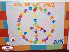 Paz Diy For Kids, Crafts For Kids, Arts And Crafts, Art Activities, Bullying, Kindergarten, Religion, Crafty, How To Plan