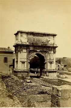 Arch Of Titus, Roman Art, Ancient Architecture, Capital City, Old World, Archive, Louvre, History, Places