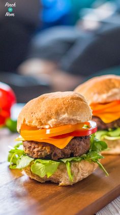 Syn Free Tex Mex Burgers | Slimming World-1