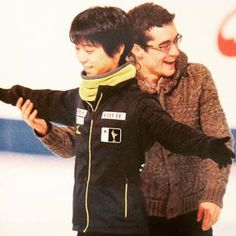 Yuzu and Javi