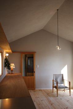 2.0アトリエのいえ | Works | 岐阜の設計事務所 ピュウデザイン|住宅設計、店舗設計、新築、リノベーション、家具デザイン