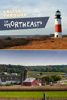 Some of the most magnificent views in the Northeast are just a short, scenic drive from major airports. Plan your next fall adventure with our guide to the top Northeast drives and day trips.