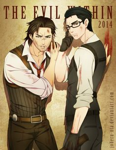 The Evil Within Anime Version
