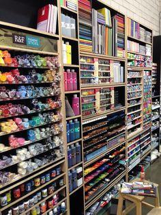art supply store business plan