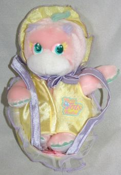 turtle tots!!! Omgosh!!!! I had one of these as a kid!!!! She was one of my favorite toys. But I lost her somewhere. I would love to find another one for my daughter.