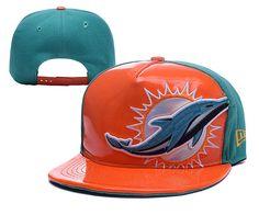NFL Miami Dolphins New Era Draft on Stage Adjustable Hat Cap