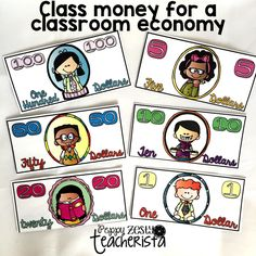 Personal Financial Literacy. How to run a classroom economy and combine with Class Dojo if you want! Perfect for classroom management! This is part 2! Pin now!