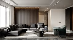 Apartment Lux 018 on Behance