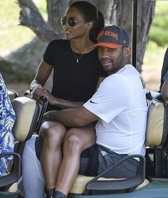 Caption This. #Ciara #RussellWilson