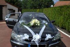 decoration voiture mariage - Recherche Google  voiture  Pinterest ...