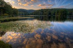 Bass Lake - Blowing Rock, NC