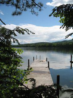 Squam Lake, Squam Art Workshops, Rockywold-Deephaven Camps, Holderness, New Hampshire