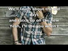 Jason Aldean See You When I See You (+playlist)