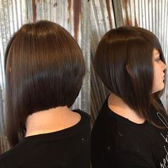 WEBSTA @ lvlsalon - Exaggerated A-line haircut #aline #alinebob #alinehaircut #bob #creativecut #lines #precision #precisioncut #precisionhaircut #graduation #graduatedbob #lvlsalon #nipomo #centralcoast #centralcoastsalon #fivecities #slocounty