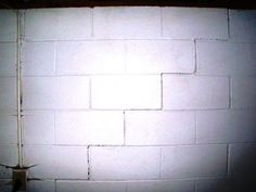 When Stair Step Cracking Is Observed On Your Basement Wall, It Is A Pretty