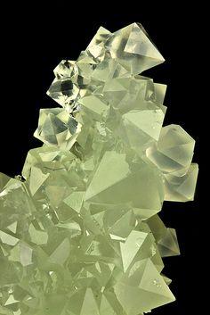 Bi-Pyramidal Quartz - just incredible!