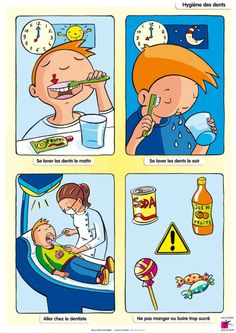 When you are teaching kids about all the important things in life one of the important things to teach them is good dental care. Health Activities, Toddler Learning Activities, Montessori Activities, Teaching Kids, Sequencing Pictures, Sequencing Cards, Story Sequencing, Alphabet Phonics, Dental Kids
