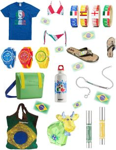 Football style World Cup 2014