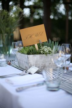 organic striped centerpieces  Photography by leahleephotography.com, Floral Design by dragonflyhealdsburg.com