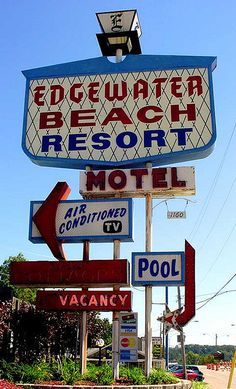 Edgewater Beach Resort ~ Lake Ozark, MO