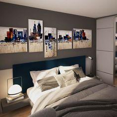 Proiecte mobilă la comandă - Portofoliu | ArtDecor House Minimalism, Photo Wall, Frame, House, Design, Home Decor, Picture Frame, Photograph, Decoration Home