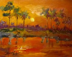 Tropical Heat -- Delilah Smith