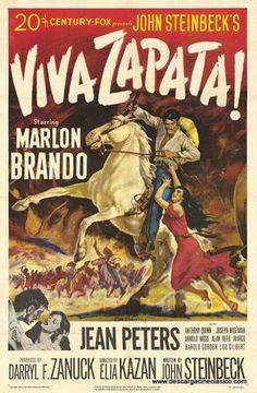 Viva Zapata! (1952) Español