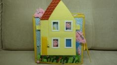 peppa pig quiet book - Buscar con Google