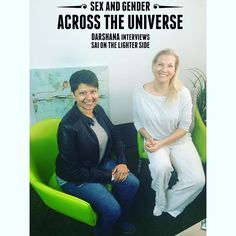 Sex and Gender Across the Universe is now on Vimeo! In this episode of #TheLighterSideShow Darshana Patel  interviews multidimensional being, Sai! www.vimeo.com/ondemand/thelighterside  #everydaymedium #channel #universe #gender #multidimensionalbeing #unscriptedway #darshanapatel