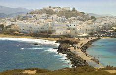 Naxos Adası