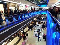Mansor Mall in Baghdad