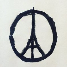 Meet The French Artist Behind The Paris Peace Symbol | Complex
