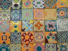 Experiments in Art Education: Islamic Tiles