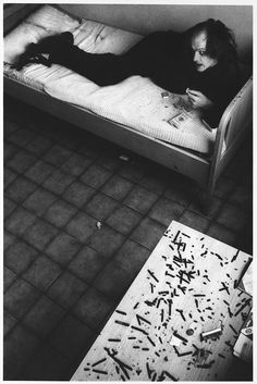 Anders Petersen, Mental Hospital, 1995