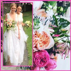 English Country Garden Wedding Flowers | Eden Flower School & Wedding Flowers Country Garden Weddings, English Country Gardens, Summer Weddings, Wedding Flowers, School, Ideas, English Gardens, Thoughts, Wedding Ceremony Flowers