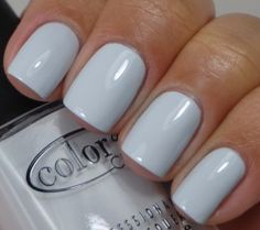 Color Club Girl About Town Collection - Silver Lake