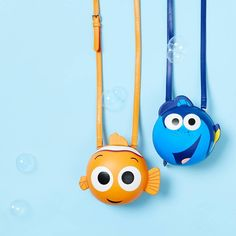 Nemo and Dory Bags