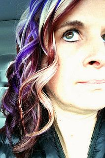 Got purple added today