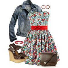Country Roads, Take Me Home by kp802 on Polyvore