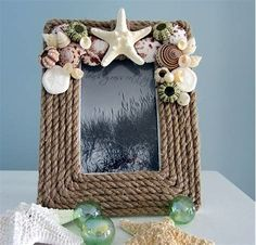 Image result for sea shells crafts ideas