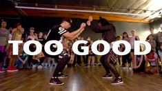 """TOO GOOD"" - Drake & Rihanna Dance | @MattSteffanina Choreography - YouTube"