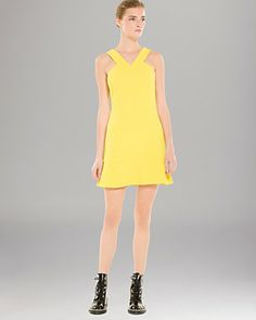Sandro - not sure how I feel about yellow though
